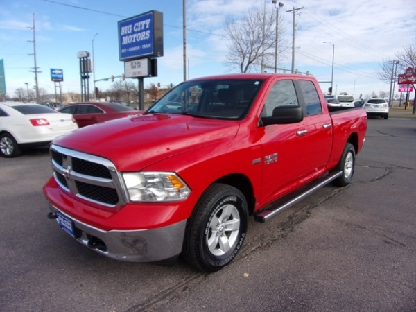 2014 Ram 1500 in Sioux Falls, SD