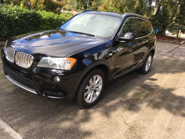 2012 BMW X3 Reviews, Ratings, Prices - Consumer Reports