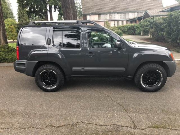 2014 nissan xterra s rwd auto for sale in shoreline wa truecar. Black Bedroom Furniture Sets. Home Design Ideas