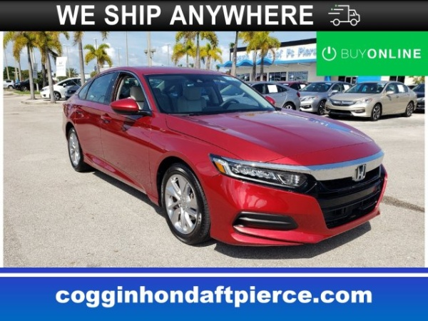 2018 Honda Accord in Fort Pierce, FL