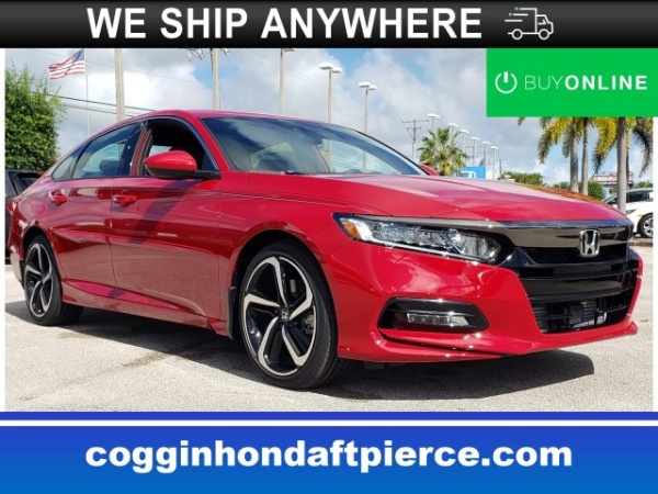 2020 Honda Accord in Fort Pierce, FL