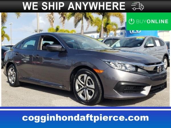 2018 Honda Civic in Fort Pierce, FL