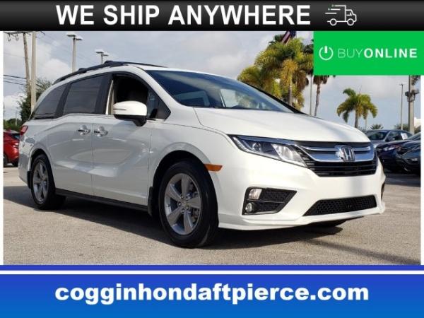 2020 Honda Odyssey in Fort Pierce, FL