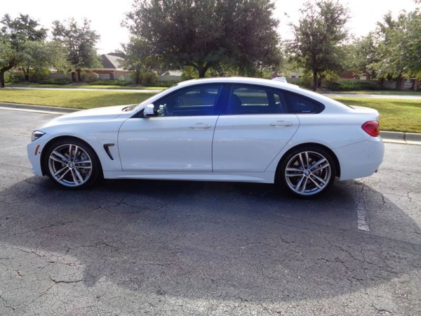 2018 BMW 4 Series in Wilmington, NC