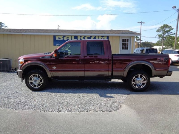 2016 Ford Super Duty F-350 in Wilmington, NC