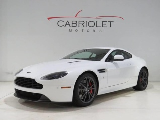 Used 2015 Aston Martin V8 Vantage For Sale 17 Used 2015 V8 Vantage