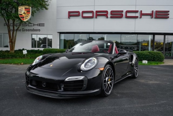 2016 Porsche 911 in Greensboro, NC