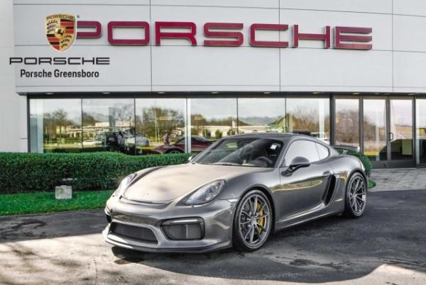2016 Porsche Cayman in Greensboro, NC