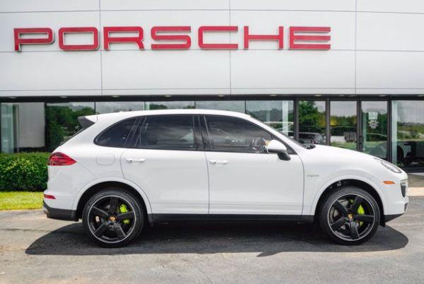 2017 Porsche Cayenne in Greensboro, NC