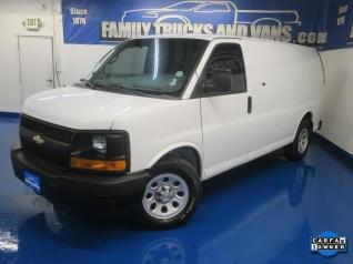 9354d4a0ea 2010 Chevrolet Express Cargo Van RWD 1500 135