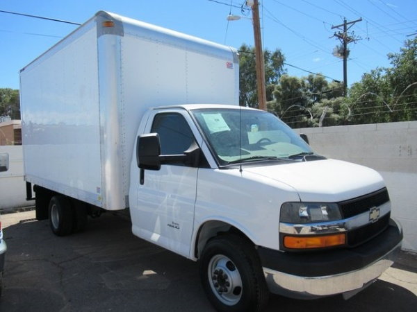 2014 Chevrolet Express Commercial Cutaway in Tempe, AZ