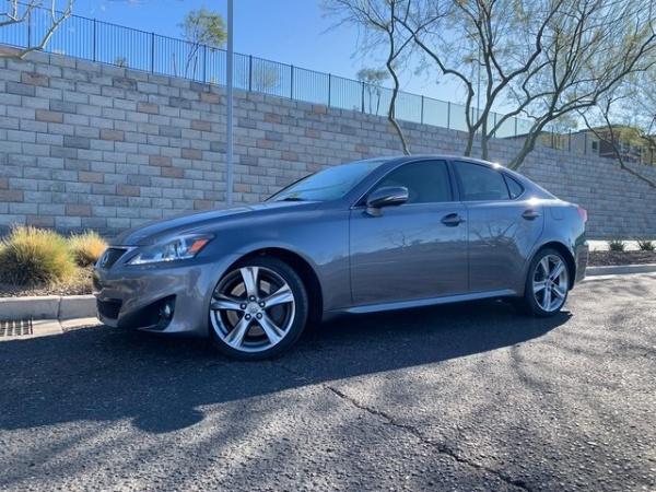 2012 Lexus IS in Tempe, AZ