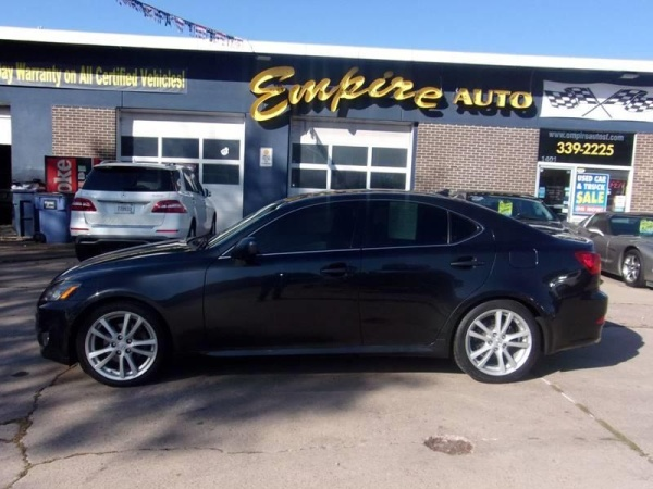 2007 Lexus IS in Sioux Falls, SD
