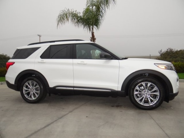 2020 Ford Explorer in Hanford, CA