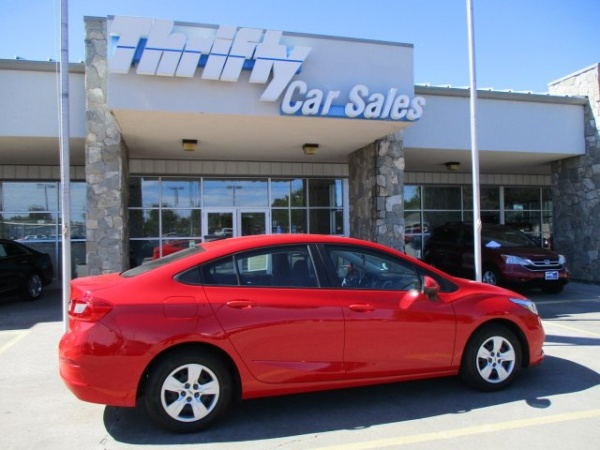 2017 Chevrolet Cruze in Mountain Home, ID