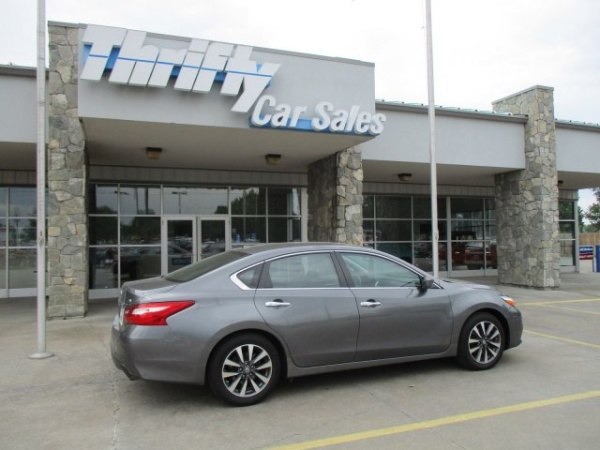 2017 Nissan Altima in Mountain Home, ID