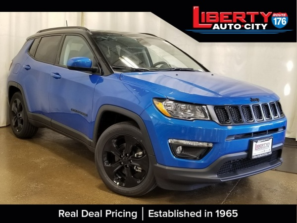 2020 Jeep Compass in Libertyville, IL