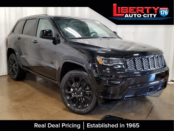 2020 Jeep Grand Cherokee in Libertyville, IL
