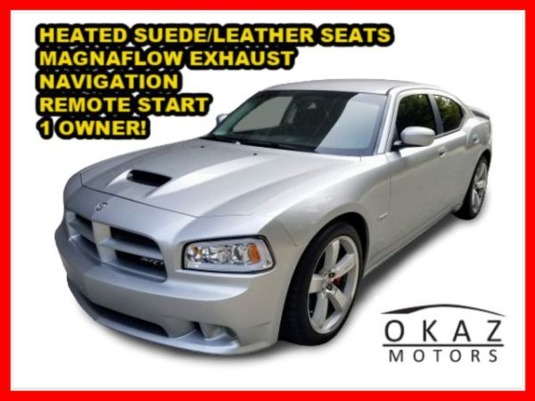 2008 Dodge Charger SRT8