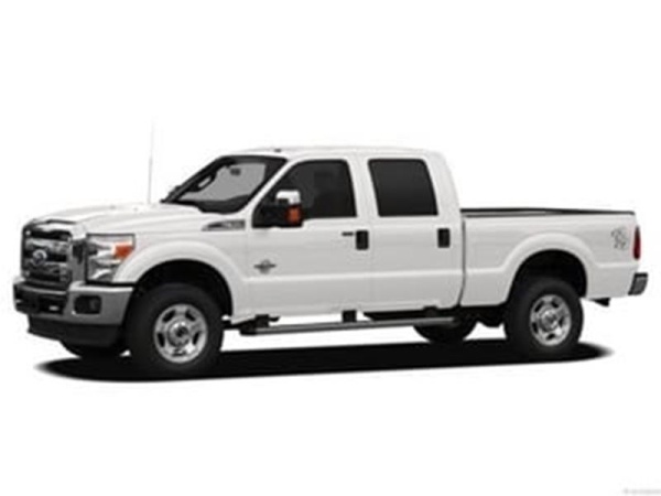 2012 Ford Super Duty F-350 XL