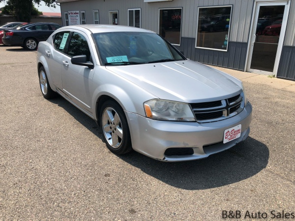2012 Dodge Avenger in Brookings, SD