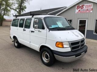2002 Dodge Ram Van 1500 109 Wb For In Brookings