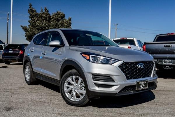 2020 Hyundai Tucson in Victorville, CA