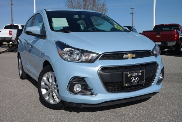 2016 Chevrolet Spark Lt With 1lt At For Sale In Victorville Ca