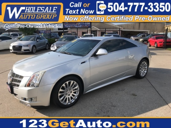 Used Cadillac Cts For Sale In New Orleans La U S News World Report