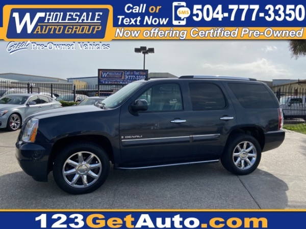2008 GMC Yukon in Kenner, LA
