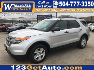 2014 Ford Explorer For Sale >> Used 2014 Ford Explorers For Sale Truecar