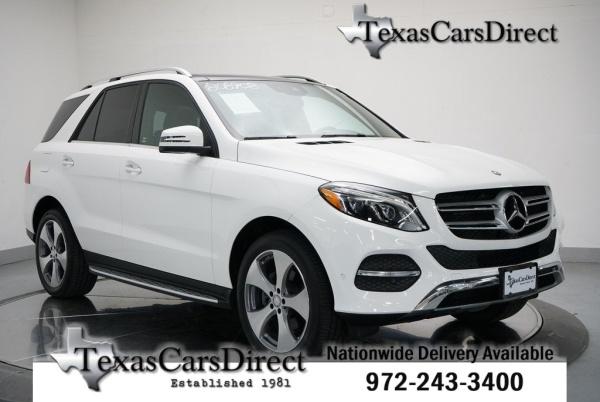 2016 Mercedes-Benz GLE in Dallas, TX