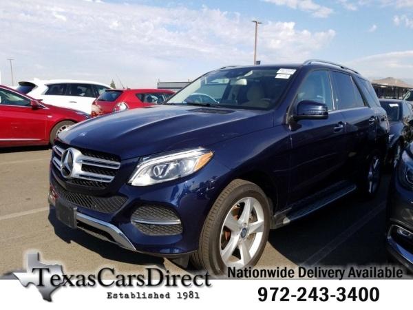 2017 Mercedes-Benz GLE in Dallas, TX