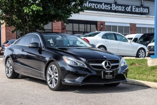 2016 Mercedes Benz E Cl 400 4matic Coupe For In Columbus