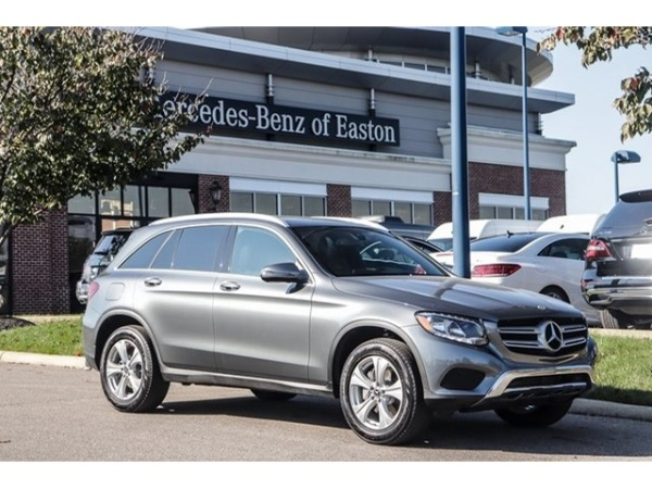 2018 Mercedes-Benz GLC in Columbus, OH