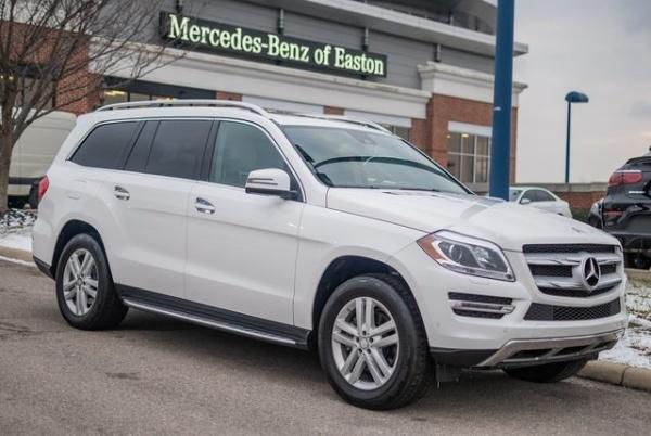 2016 Mercedes-Benz GL in Columbus, OH
