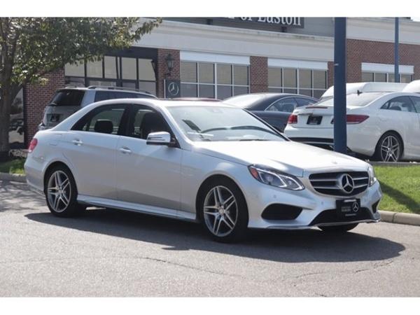 2016 Mercedes-Benz E-Class in Columbus, OH