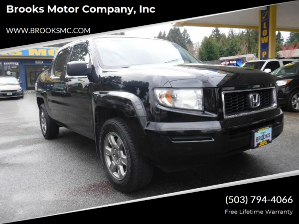 2007 Honda Ridgeline in Milwaukie, OR