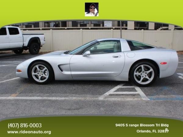 2002 Chevrolet Corvette in Orlando, FL