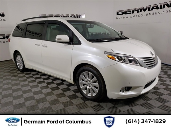 2015 Toyota Sienna in Columbus, OH