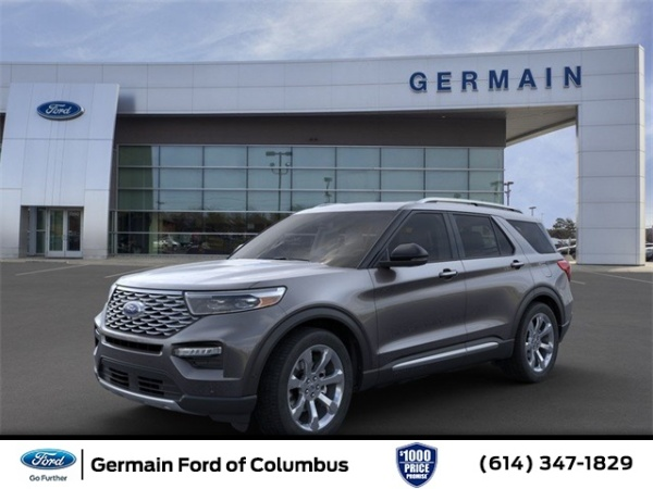 2020 Ford Explorer in Columbus, OH