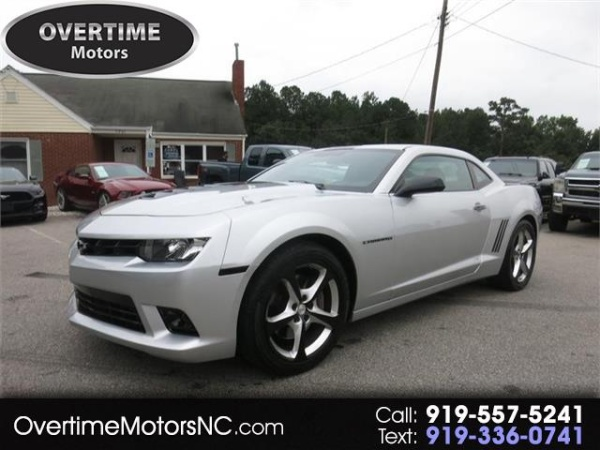 2015 Chevrolet Camaro in Raleigh, NC