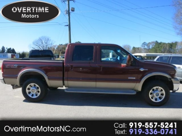 2006 Ford Super Duty F-250 in Raleigh, NC