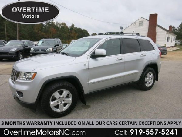 2011 Jeep Grand Cherokee in Raleigh, NC