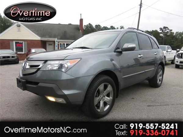 used acura mdx for sale in raleigh nc u s news world report. Black Bedroom Furniture Sets. Home Design Ideas