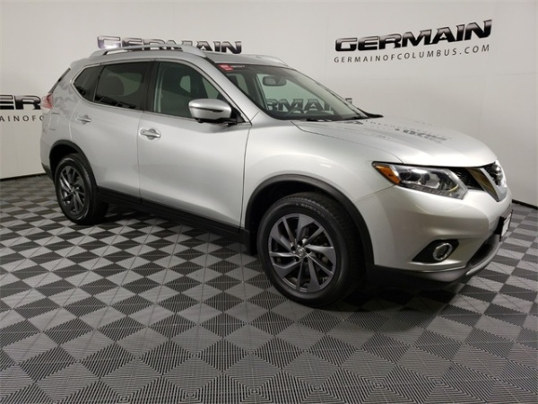 2016 Nissan Rogue in Columbus, OH