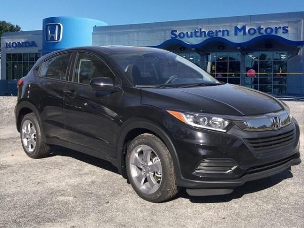 2019 Honda HR-V in Savannah, GA