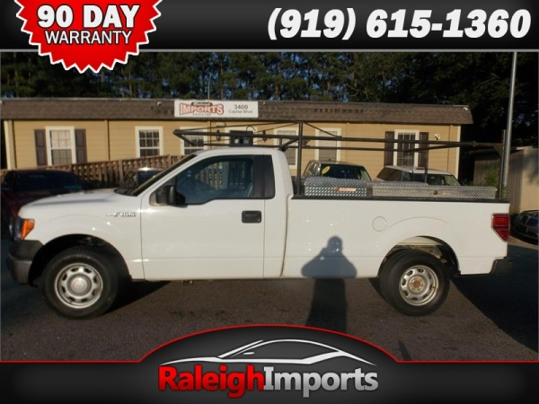 2013 Ford F-150 in Raleigh, NC