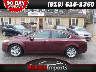 ece6f9fad9fac2 2010 Acura TL FWD with Technology Package for Sale in Raleigh