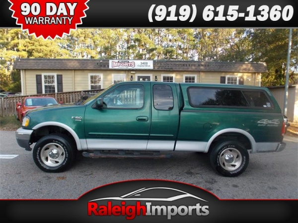 2000 Ford F-150 in Raleigh, NC